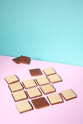 Memory biscuits - p237m2260330 by Thordis Rüggeberg