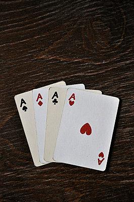 Four aces - p8760224 by ganguin