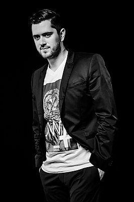 Studioportrait - p930m891247 von Ignatio Bravo
