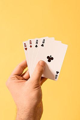 Four aces - p947m2172210 by Cristopher Civitillo