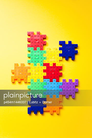 Puzzle - p454m1446337 von Lubitz + Dorner