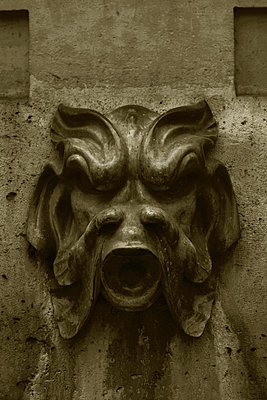 Devil - p1028m2026124 by Jean Marmeisse