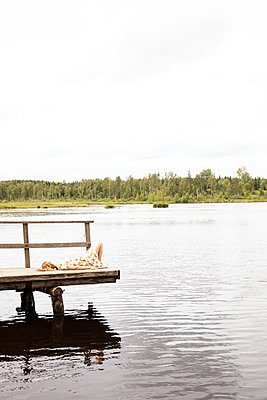Relaxation at the lake - p294m2031918 by Paolo