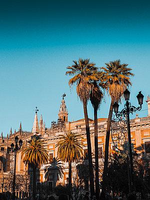 Spain, Andalusia, Sevilla, Cathedral, Santa Maria de la Sede  - p1681m2263286 by Juan Alfonso Solis