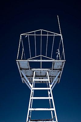 Rettungsschwimmerturm - p2200860 von Kai Jabs