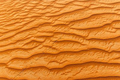 Desert sand - p280m1137340 by victor s. brigola