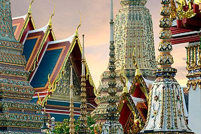 wat Pho (Wat Phra Chetupon) - p871m838779 by Luca Tettoni