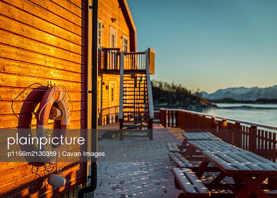 Stunning Norway - p1166m2130389 by Cavan Images
