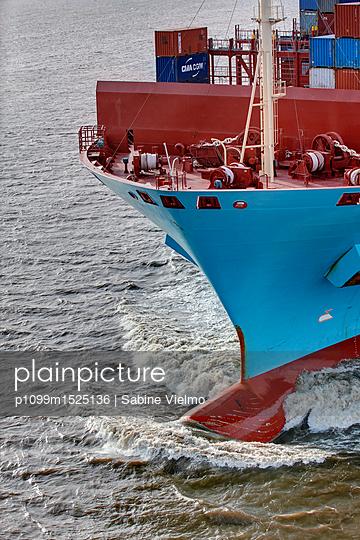 Schiffsbug - p1099m1525136 von Sabine Vielmo