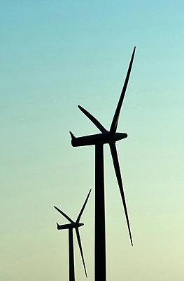Windkraft - p229m851773 von Martin Langer