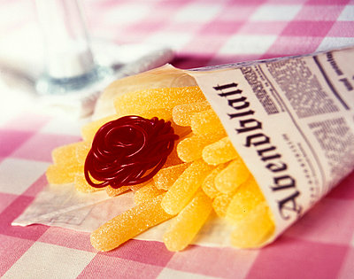 Süße Pommes - p2370009 von Thordis Rüggeberg