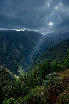 Schlechtwetterwolken - p1032m904212 von Fuercho