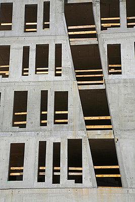 Fensterlöcher - p5090123 von Reiner Ohms
