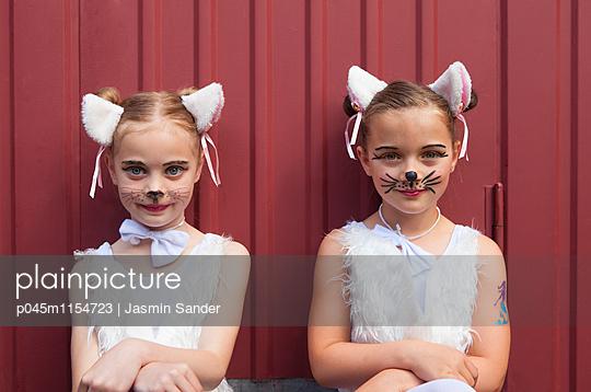Wunderschöne Kätzchen - p045m1154723 von Jasmin Sander