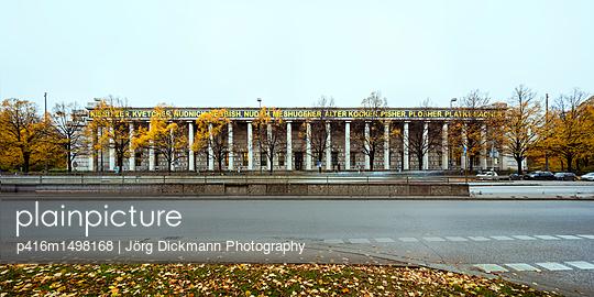 Haus der Kunst - p416m1498168 von Jörg Dickmann Photography