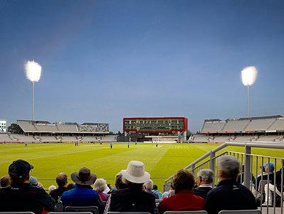 Lancashire County Cricket Club, Manchester. - p855m971814 by Daniel Hopkinson