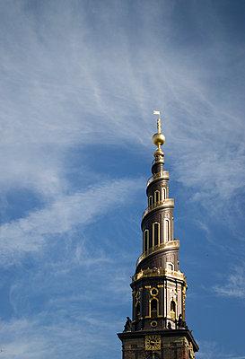 Vor Frelsers Kirke, Kopenhagen - p1199m1203020 von Claudia Jestremski