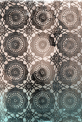 Lace doily - p450m1003253 by Hanka Steidle