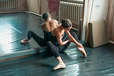 Ballerina  - p1476m1541731 by Yulia Artemyeva