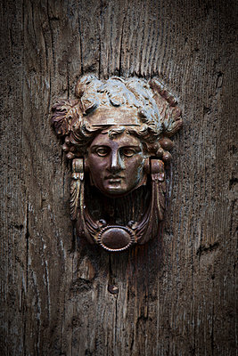 Doorknocker - p979m1036152 by Andreas Pufal