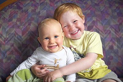 Geschwisterliebe - p116m1461383 von Gianna Schade