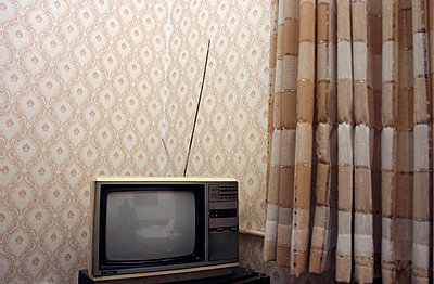 Old TV - p230m889849 by Peter Franck