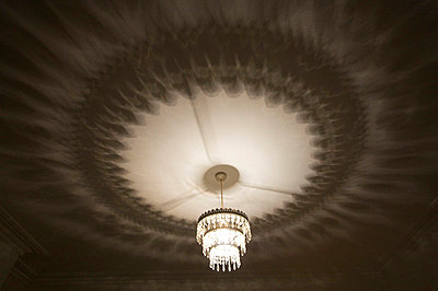 Chandelier - p3314432 by Gail Symes