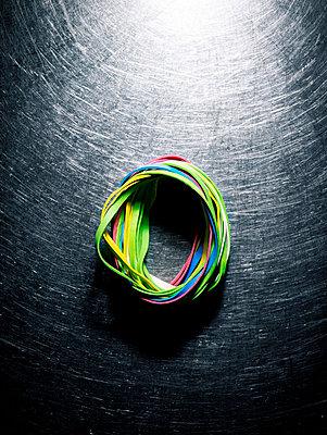 Rubber bands - p5840423 by ballyscanlon
