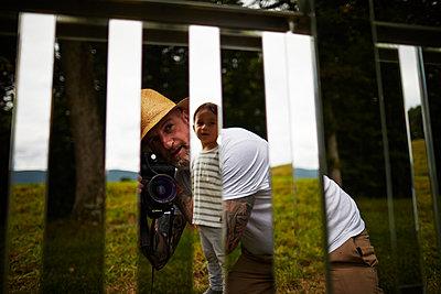 Taking a picture - p584m1004600 by ballyscanlon