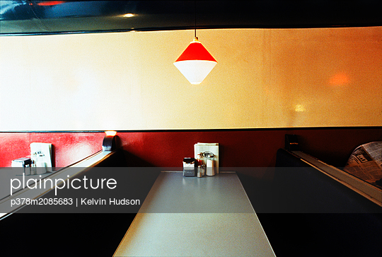 Diner - p378m2085683 by Kelvin Hudson