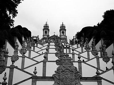 Portugal, Porto, Church - p1681m2263256 by Juan Alfonso Solis