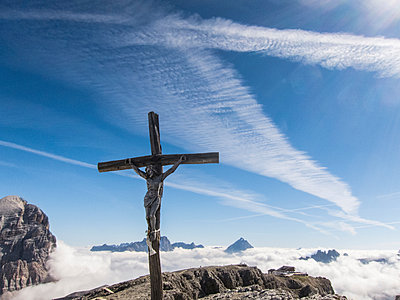 Bergpanorama - p930m938721 von Phillip Gätz