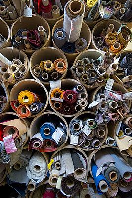 Textile industry - p1216m2260923 by Céleste Manet