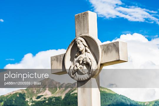 Kreuz - p488m1200559 von Bias