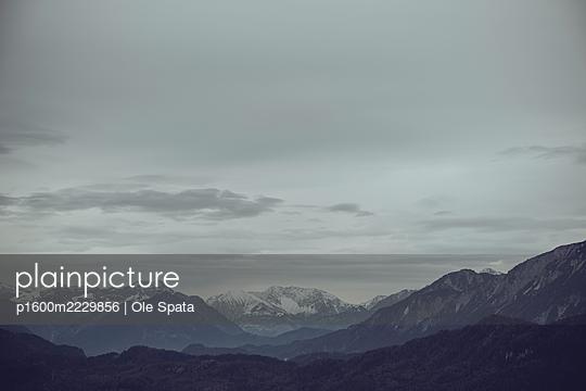 Deutschland, Bayern, Allgäu, Bergwelt - p1600m2229856 von Ole Spata