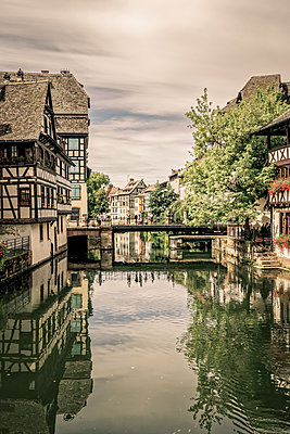 France, Strasbourg, La Petite France - p1402m2205574 by Jerome Paressant
