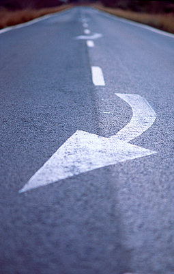 Street marks - p8850023 by Oliver Brenneisen
