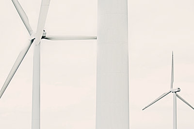 Windpark - p318m1481806 von Christoph Eberle