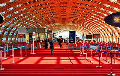 Airport Flughafen Paris Charles de Gaulle - p1397m2054565 by David Prince