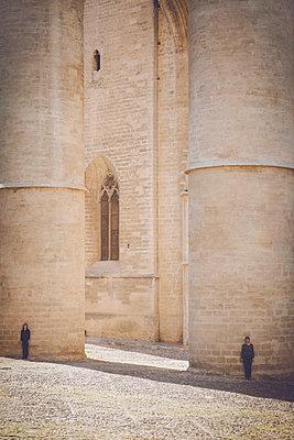 Cathédrale Saint-Pierre de Montpellier - p1150m1194435 by Elise Ortiou Campion