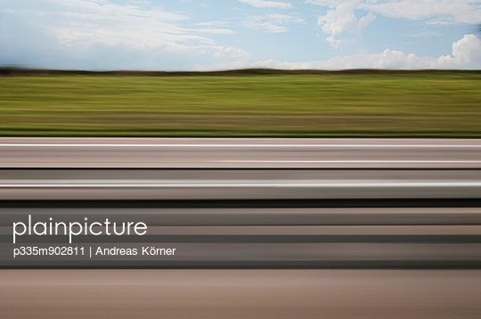 Blurred motion - p335m902811 by Andreas Körner