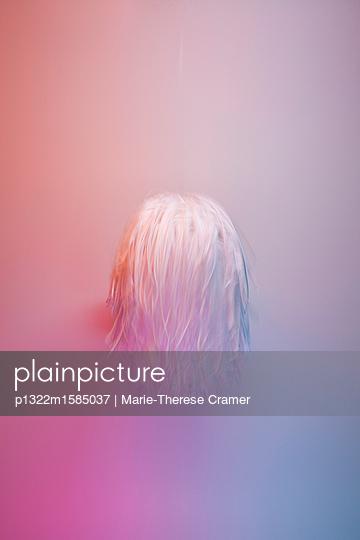 Surreale Malerei und Farbeffekte - p1322m1585037 von Marie-Therese Cramer