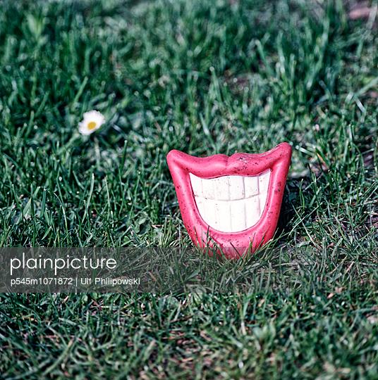 Lippen - p545m1071872 von Ulf Philipowski