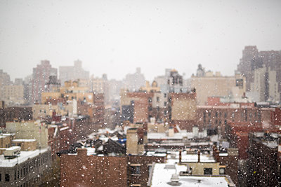 Views of the Upper West Side in Manhattan, New York City, New York. - p343m1088990 by Mat Rick