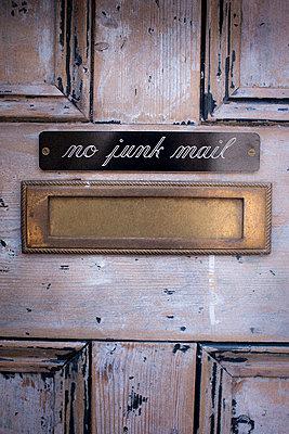 Briefkasten - p1136m933427 von Sabine Lewandowski
