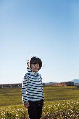 Child portrait - p1623m2209159 by Donatella Loi