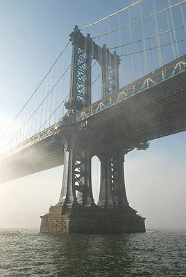 Manhattan Bridge - p5690053 von Jeff Spielman