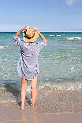 Urlaub am Meer - p454m1526328 von Lubitz + Dorner