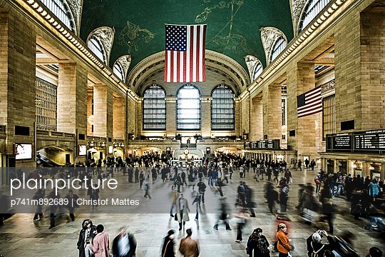 Grand Central Terminal - p741m892689 von Christof Mattes