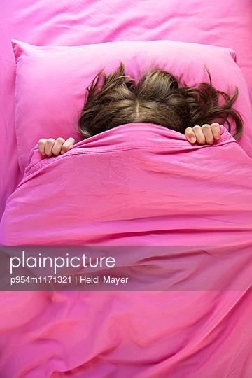 Rosa Träume - p954m1171321 von Heidi Mayer